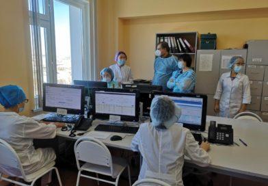 Комиссия Минздрава РФ высоко оценила работу Якутской городской больницы № 3