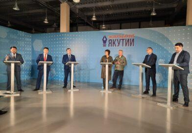 Дебаты кандидатов с журналистами – необычный формат и неожиданные вопросы