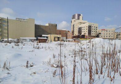 Виктория Федорова не хочет расторгать договор аренды земли возле 2-й школы