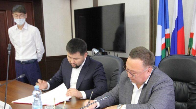 Соглашение между Якутском и Мегино-Кангаласским улусом