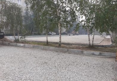 В Якутске благоустроено 6 дворов, всего будет 30