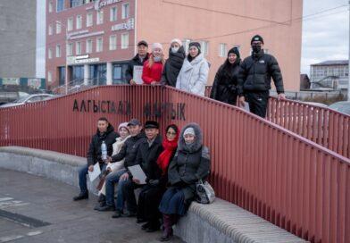 Новый сквер украсил берег Теплого озера в Якутске